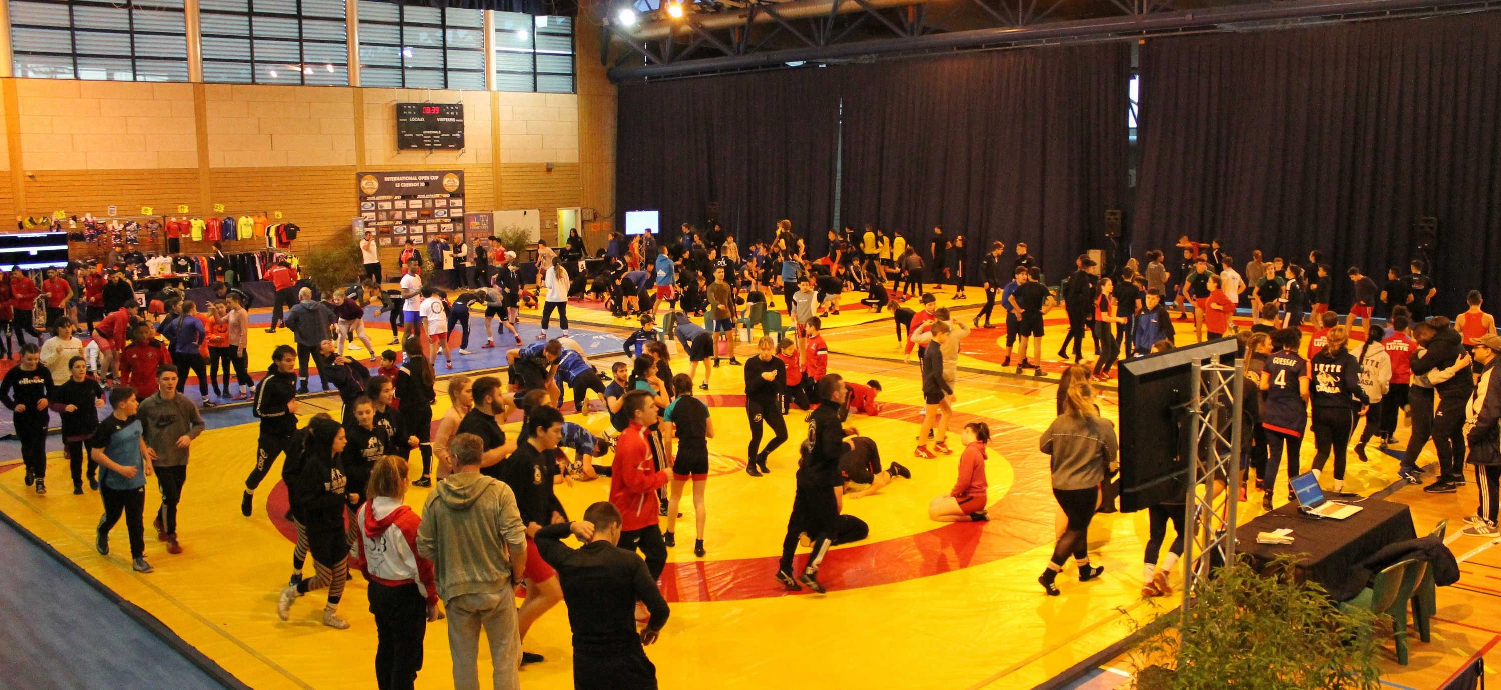 12 janvier 2020 - Open International du Creusot